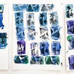 Preschool Process Art: Block Printing and Collagraphs