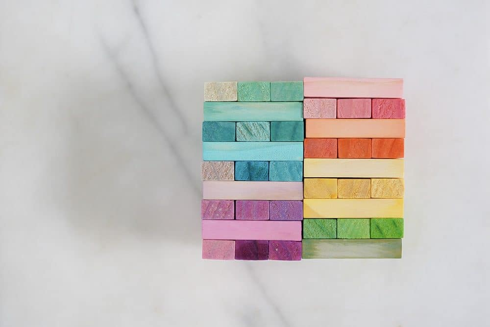 DIY-jenga-rainbow-blocks