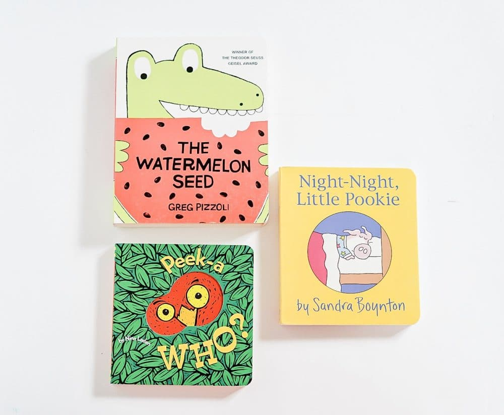 Favorite-baby-Board-books