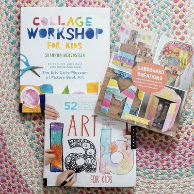 Process Art summer camp – at home!