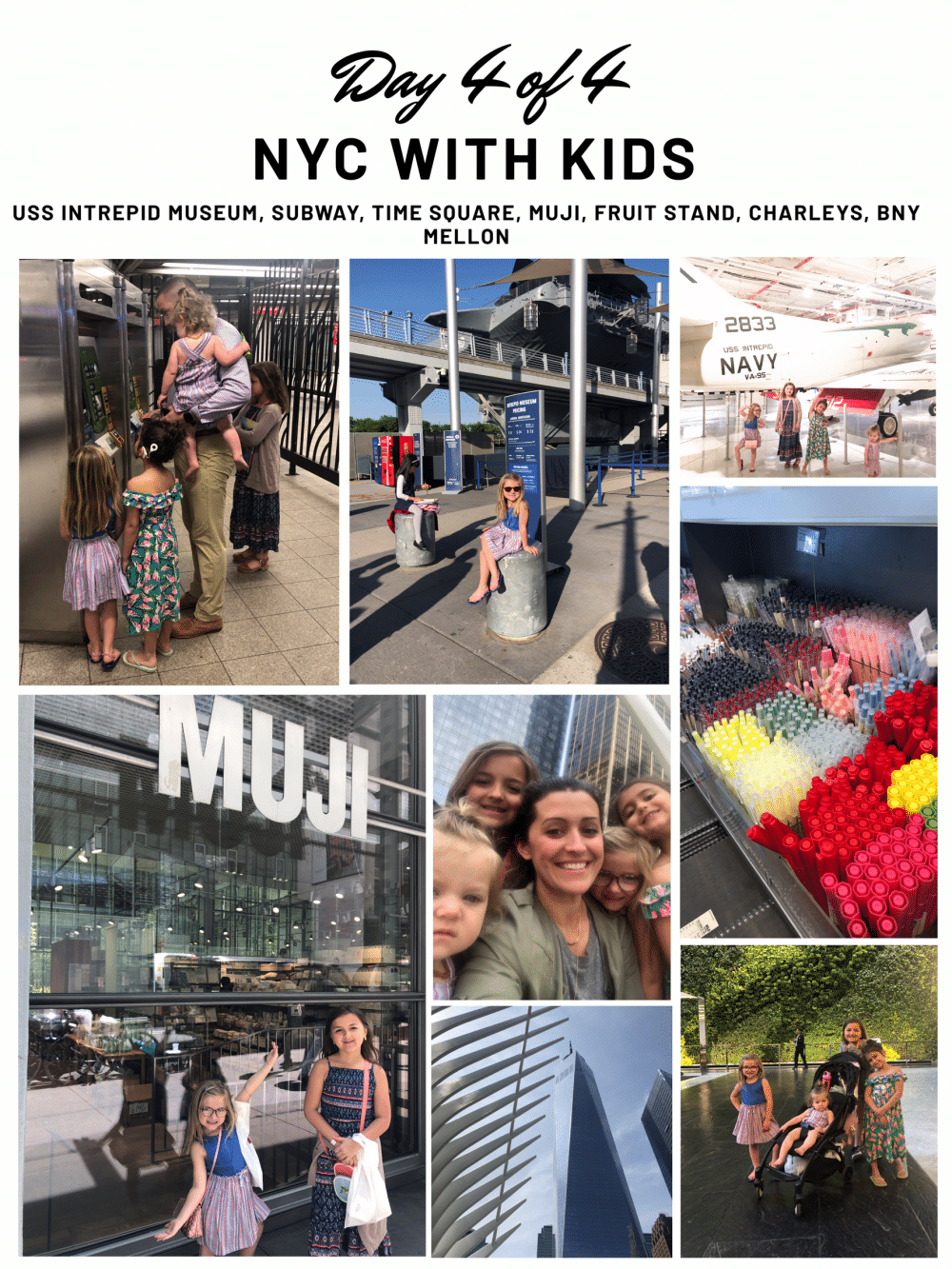 NYC with kids