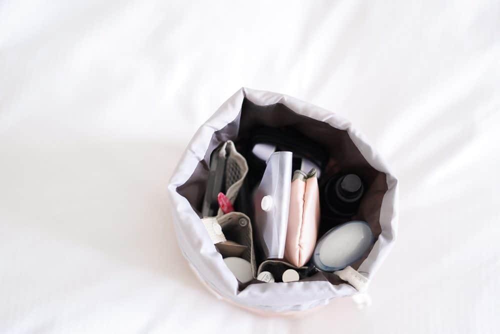 Best makeup bag for travel