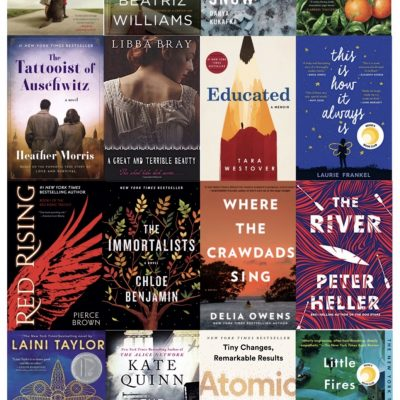 20 Books For Summer Reading