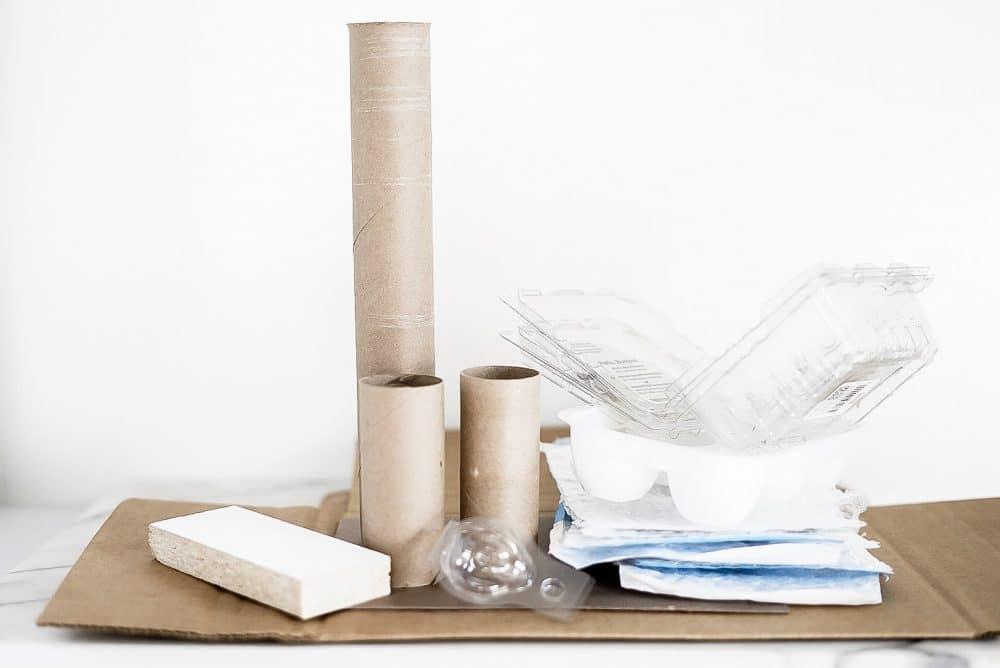 Process art materials