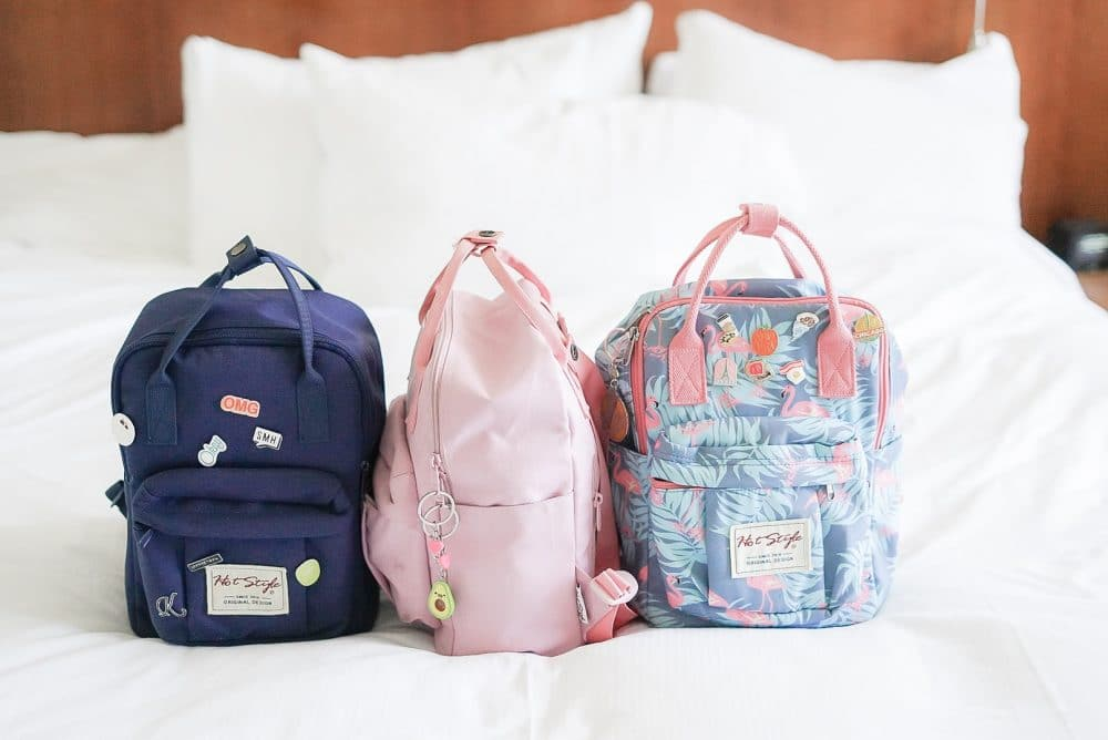 Kids travel backpacks- why these are the best of the best.