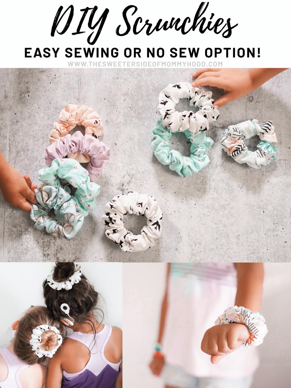 DIY-scrunchies