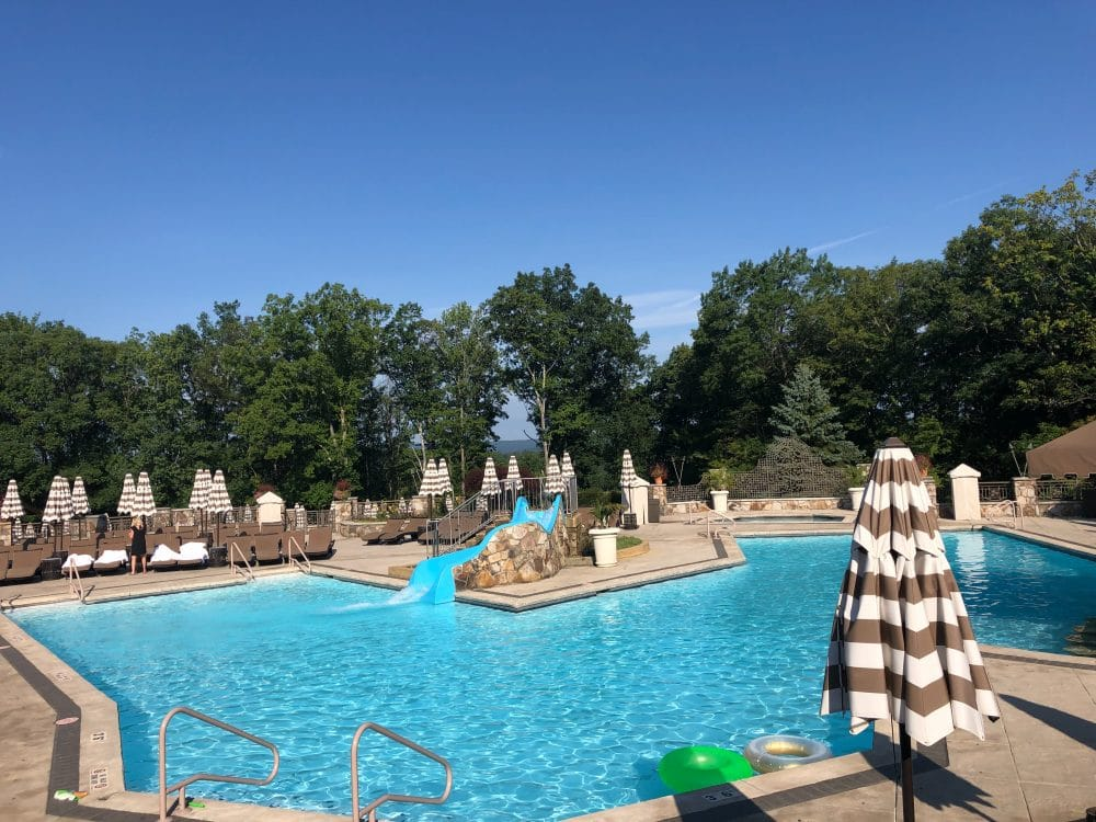 Laurel highlands pool