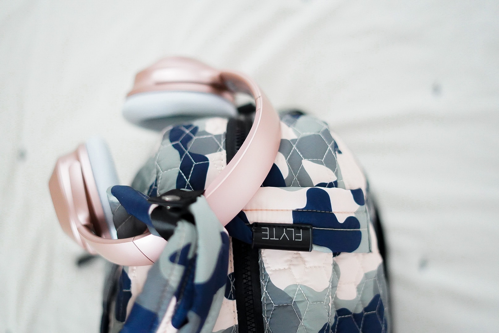 Flyte Bag Carry On Weekender Review The Sweeter Side