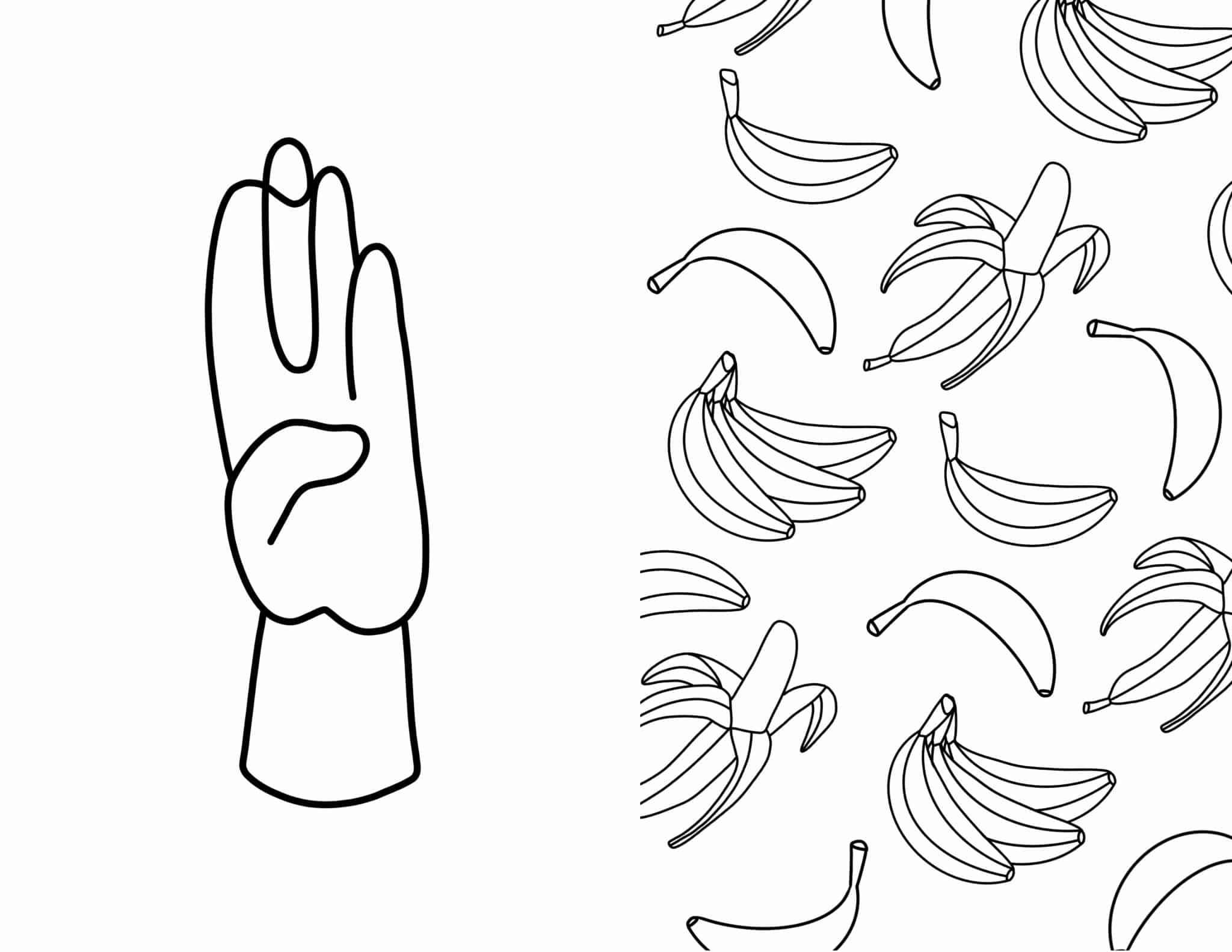 Free asl coloring pages!